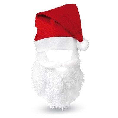 Gorro Papá Noel con Barba
