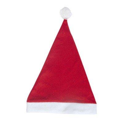 Gorro Papá Noel Rojo