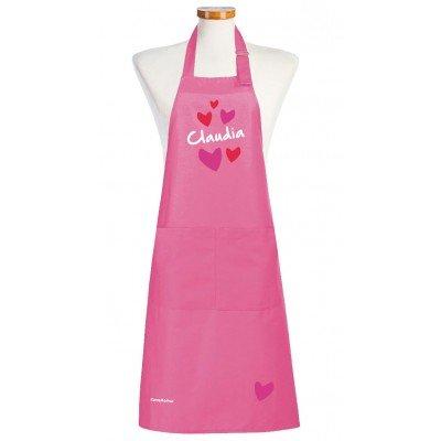 Tablier Love, le tablier de cuisine femme personnalisé
