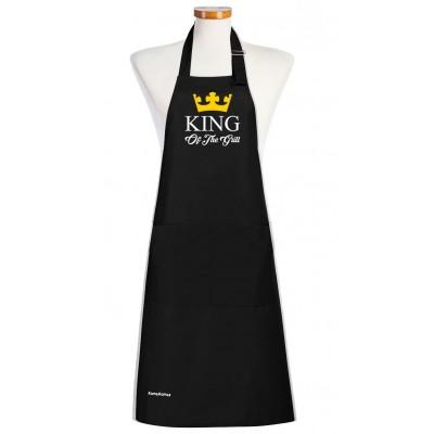 tablier de cuisine homme BBQ