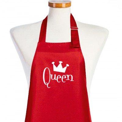 Delantal Mujer Queen