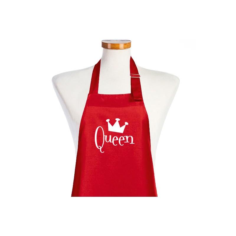 Tablier de Cuisine Femme Queen