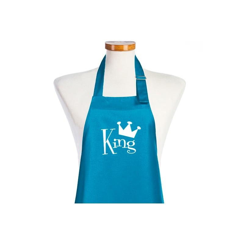 tablier cuisine homme King