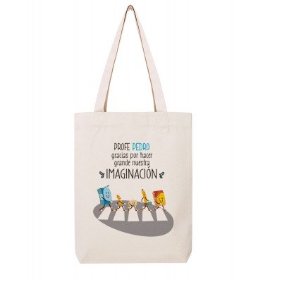 Sac Tote Bag Imaginez Prof