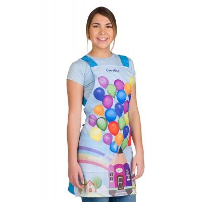 Tablier Chasuble Ballons
