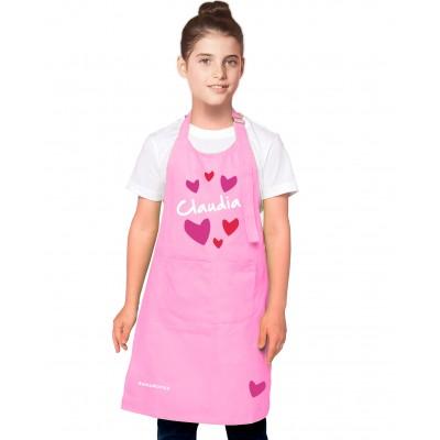 Tablier Enfant Love Personnalisé
