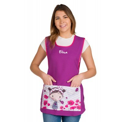 Tablier Chasuble Lilas