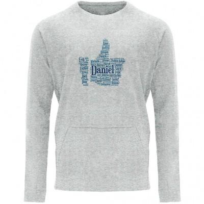 Sweatshirt Prof Like Personnalisé