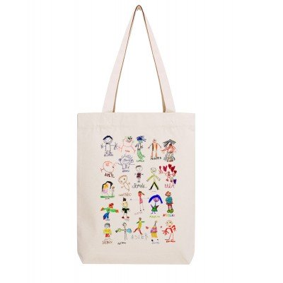 Tote Bag Dessins d'Enfants