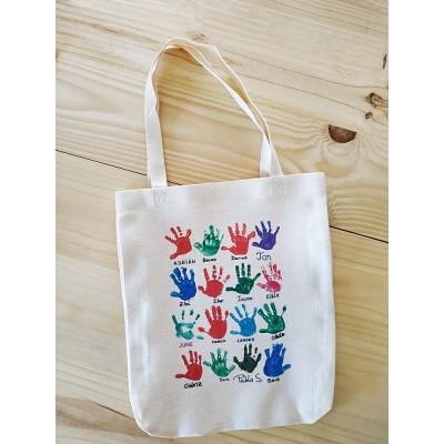 Tote Bag Dessins d'Enfants