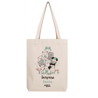 Tote Bag Surprise Personnalisé