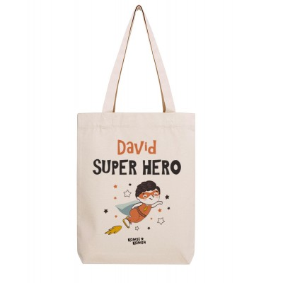 Tote Bag Super Boy