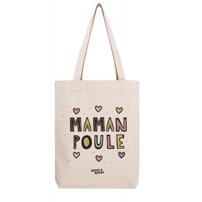 Tote Bag Maman Poule