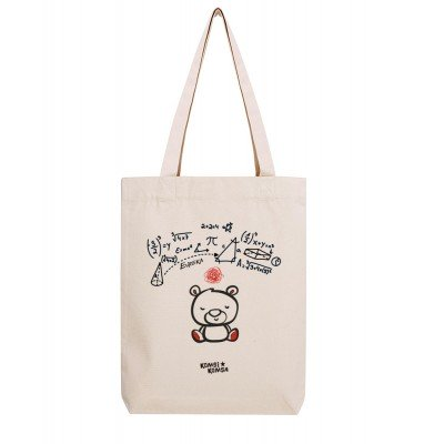 Tote Bag Nounours Scientifique