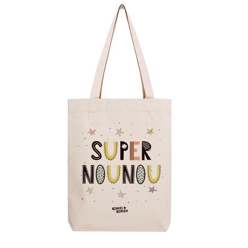 Tote Bag Nounou