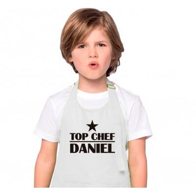 Delantal Top Chef