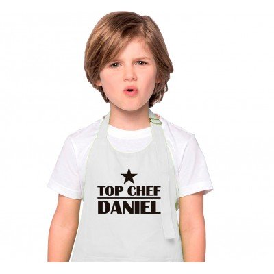 Delantal Top Chef