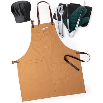 tablier bbq tablier de cuisine homme