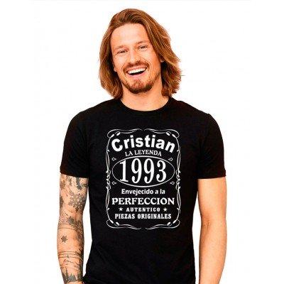 camiseta hombre personalizada