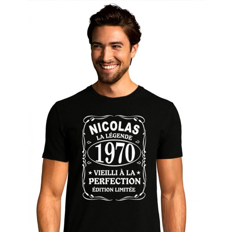 camiseta personalizada hombre