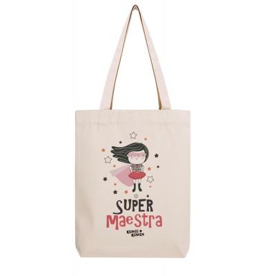 Tote Bag Super Maestra