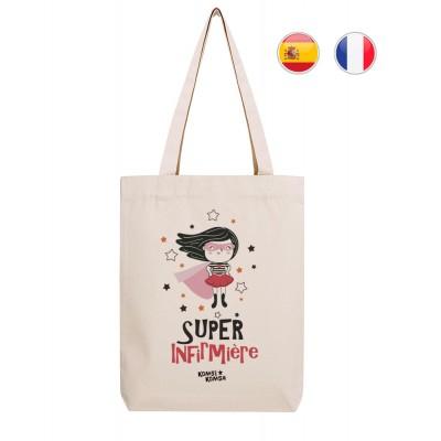 Tote Bag Super Infirmière