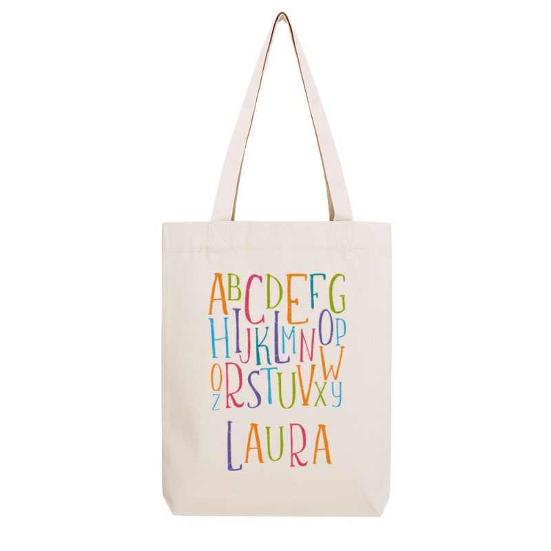 Sac Tote Bag ABCD Prof