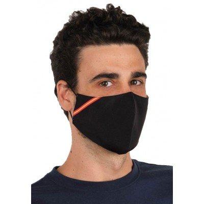 Masque Homologué Drapeau Espagnol