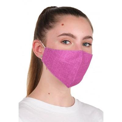 Masque Style Denim Homologué