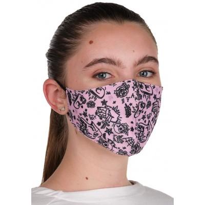 Masque Homologué Ado Tattoo
