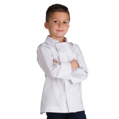 Veste de Cuisine Enfant Taille 6