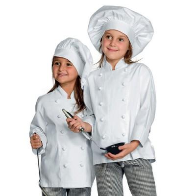 Chaquetilla Chef Infantil Isacco