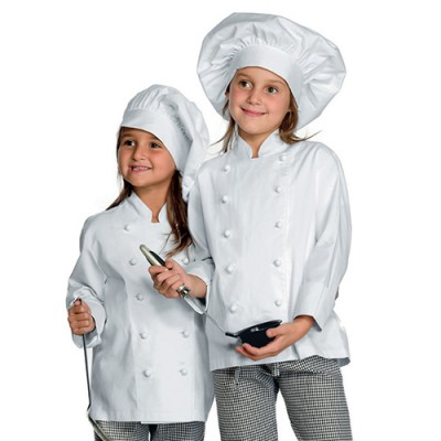 Veste de Cuisine Enfant Isacco