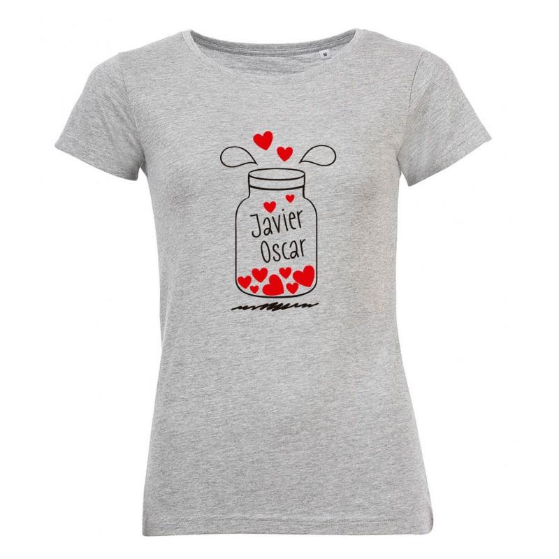 T-Shirt Biscuit de Coeur