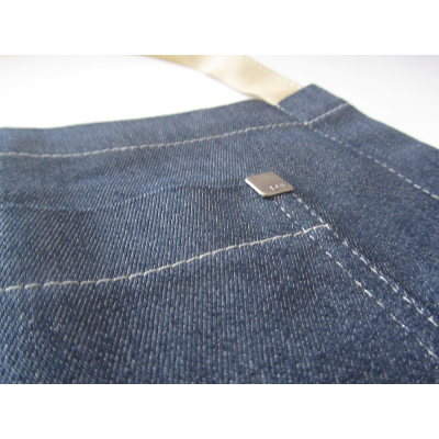 Delantal Denim