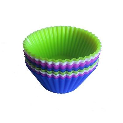 Moules en Silicone Cupcakes