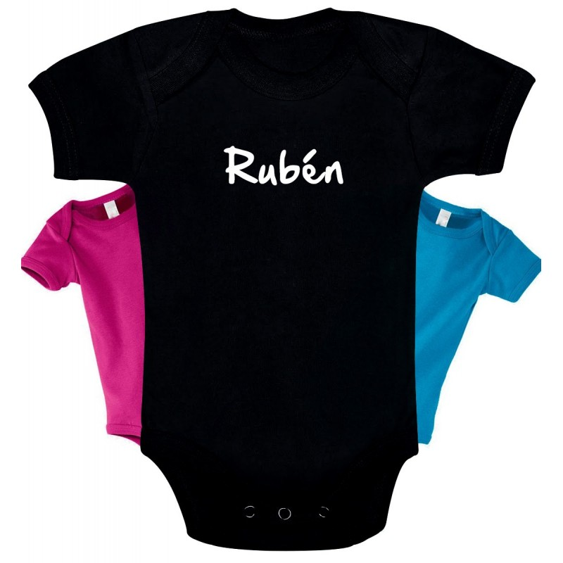 Body Bebé Personalizado