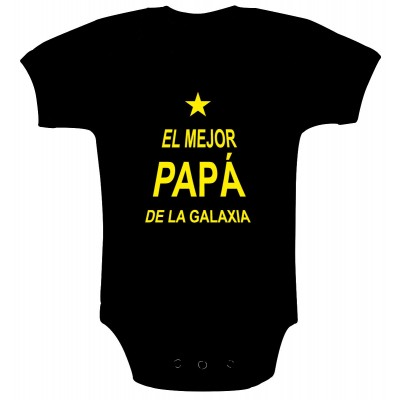 Body Bébé Star Papa
