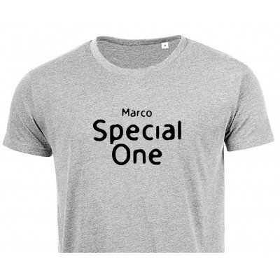 T-Shirt Special One Homme