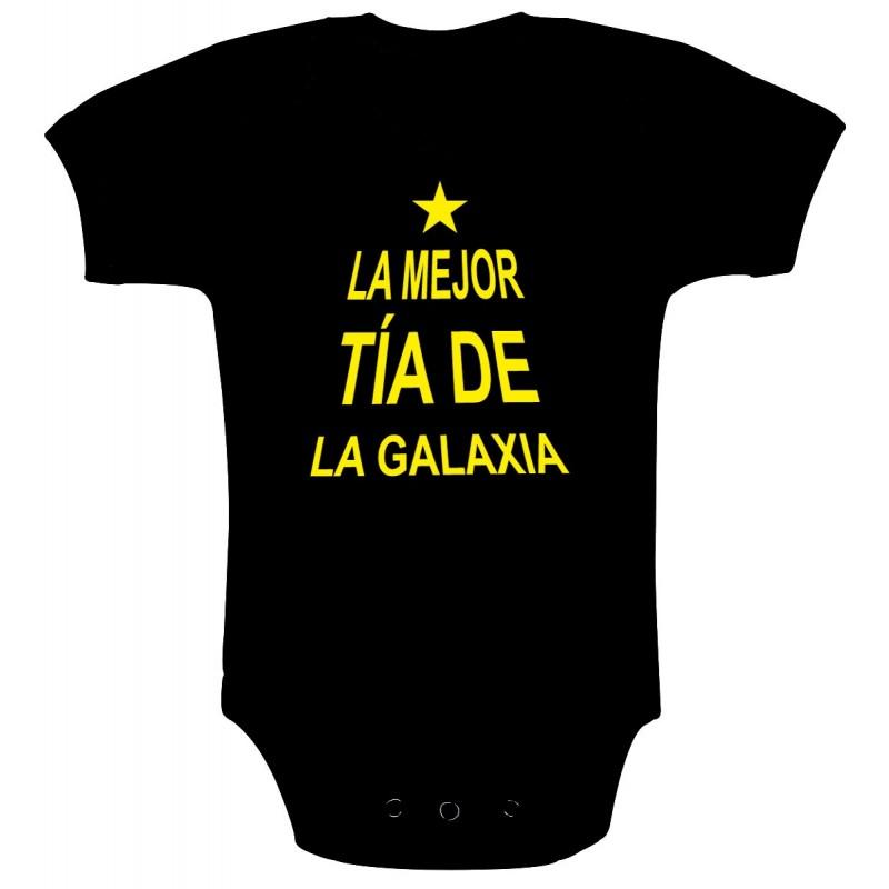 Body Bebé la Mejor Tía