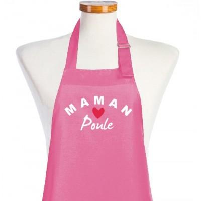 Tablier Original Maman Poule