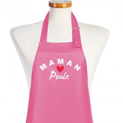 Tablier Original Maman Poule