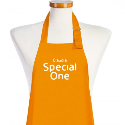 Delantal Special One Personalizado