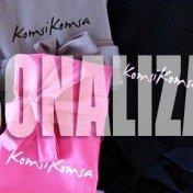 Regalos Personalizados de KomsiKomsa